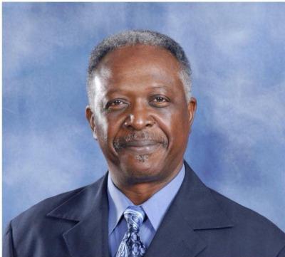 Pastor Charles Webber