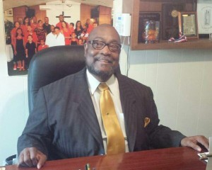 Bishop James M. Mims