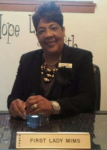 Mrs. Joyce A. Mims