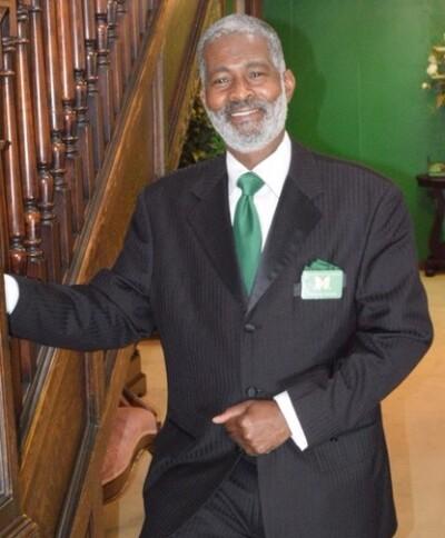 Deacon Dwayne Green