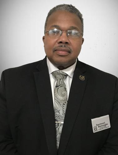 Rev. Raymond Burroughs