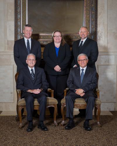 Hansen-Schilling Funeral Home Staff