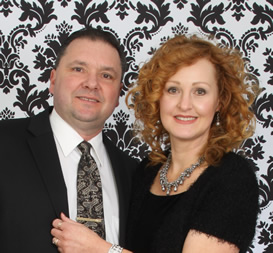 Christopher M. Hile and Terri Hile