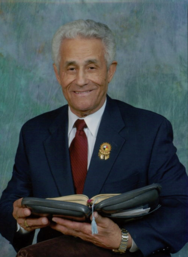 Reverend Grady Hunt