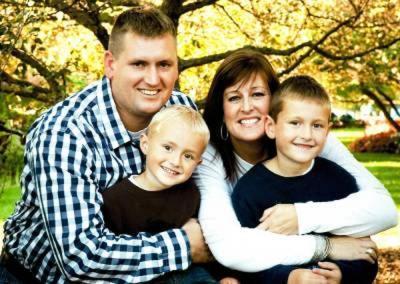 Summer Treesh & Family