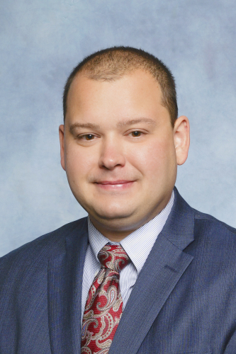 Jordan Fenner, CFSP