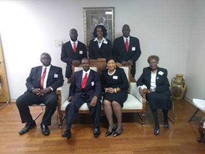 Hairston Funeral Home Staff