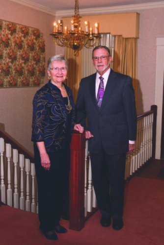 William (Bill) Hathaway, Jr. and Ruth Hathaway