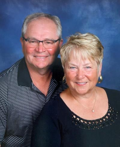 Rick and Brenda Swenson