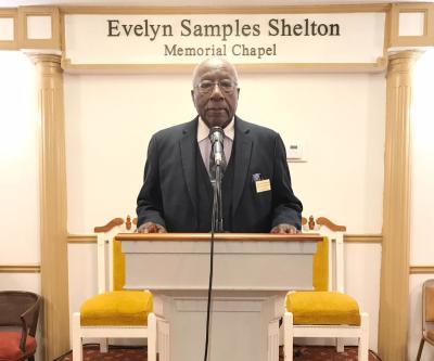 H. E. Shelton