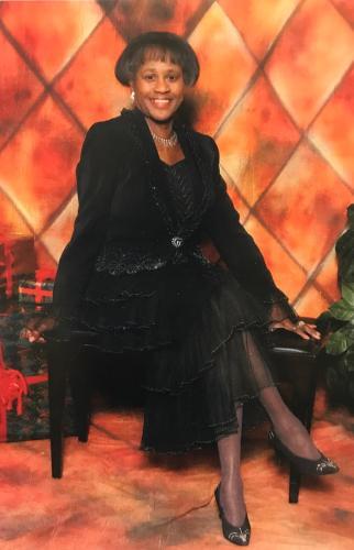 Evelyn Shelton (1935-2017)