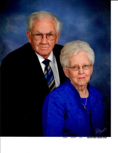 Larry and Betty Joyce