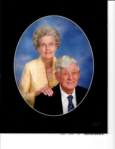 Jack and Helen Brady