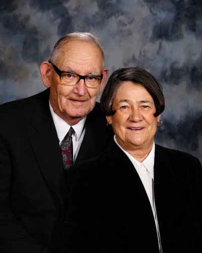 Jim and Ruth Jacobsen