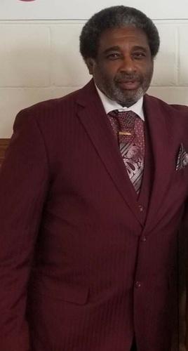 Rev. Curtis Carter