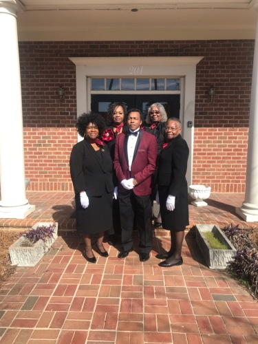 Lawrence Jackson Funeral Home Chapel   ( Rowland, NC )