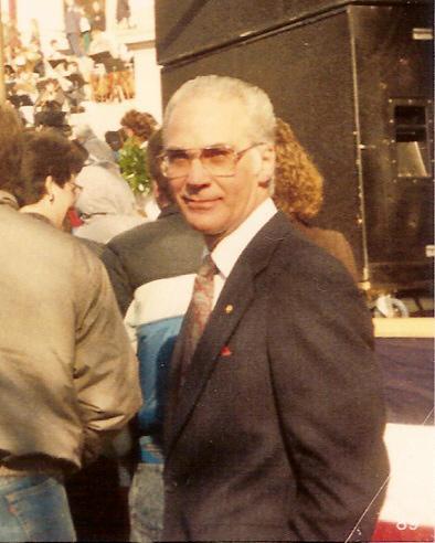 Dewey R. Johnson