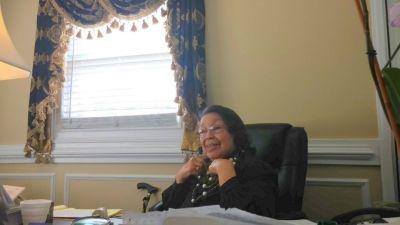 Mrs. Edna M. Latimer