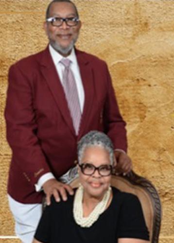 Rev. Oliver & Mrs. Linda Lomax