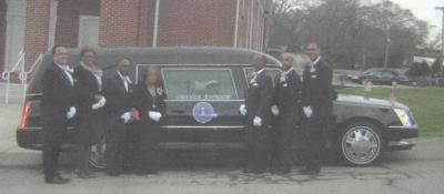 Funeral Home Staff on Service