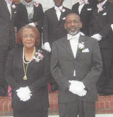 Sippie S. Johnson     /      Luther Johnson, III