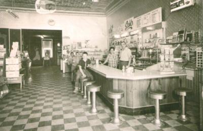 Stahl's Permit Store, Plainfield (1953-1963)