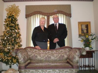 Bill and Connie Carpenter