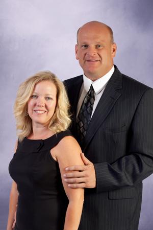 Brian and Jodi Muller