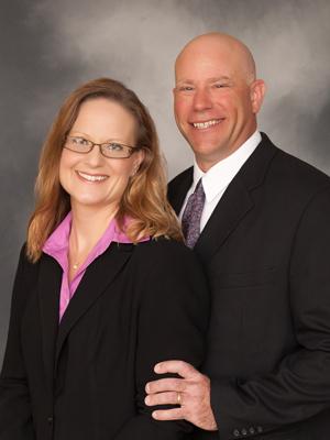 Deborah & Karl Ommen