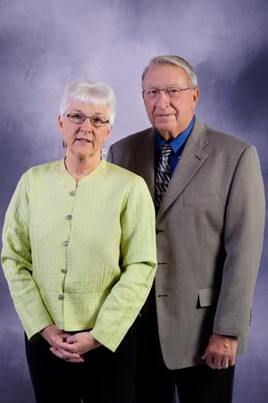 Helen & Denny Knutson