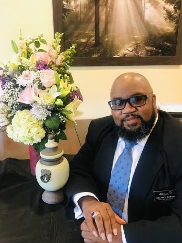 Reverend Micah B. Daniel