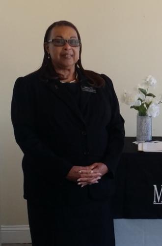 Ms. Yvonne Jenkins
