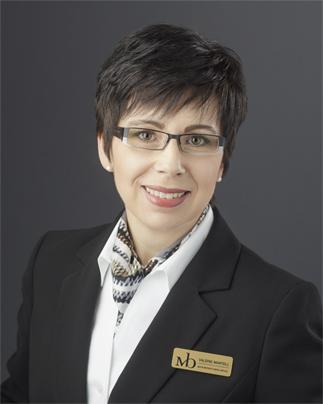 VALERIE MARTELL