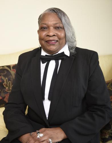 Pastor Gail Blackwell