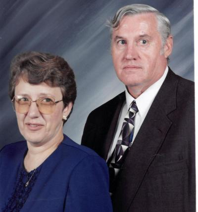 Thomas E. and Bonnie Melvin