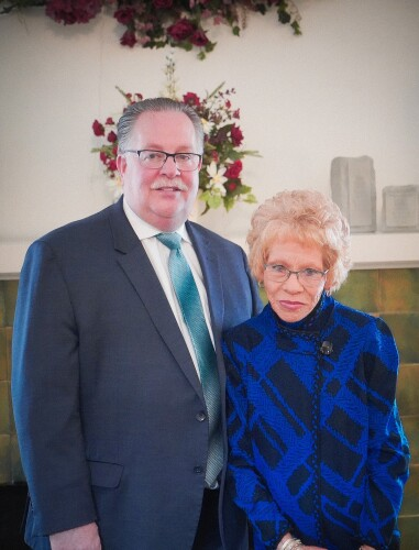 Greg and Sheila Parks
