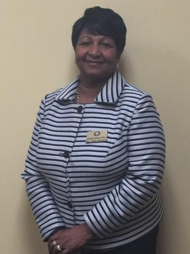 Pastor Diane McIntyre