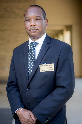 Mr. Cedricjuan 'CJ' Wilson