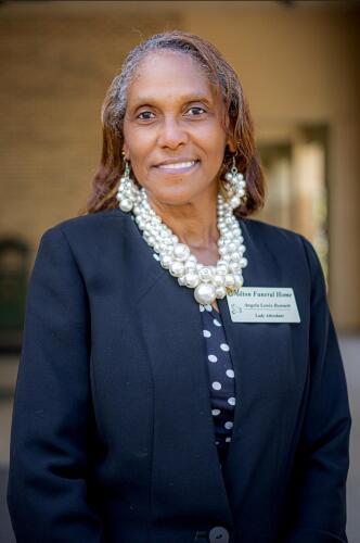 Mrs. Angela Lewis-Bennett