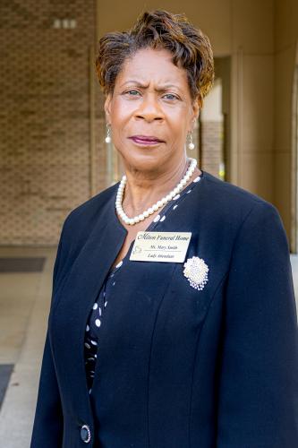 Ms. Mary Smith