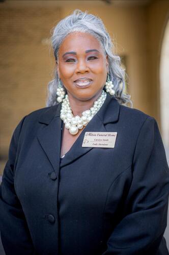 Ms. Carolyn Smith