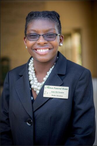 Ms. Jada McClendon