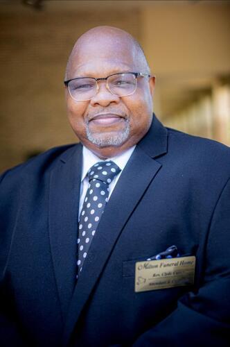 Reverend Clyde Carter