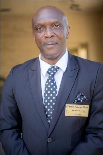 Mr. Michael Harrison