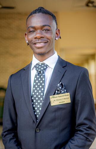 Mr. Omarion Harrison