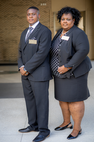 Mrs. Rosandrea L. Pulley-McClendon & Mr. Darrell McClendon