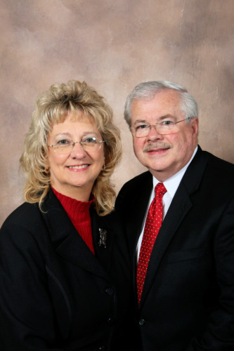 Larry R. and Mary J. Pippin