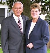 Kent R. and Dolores Palmer