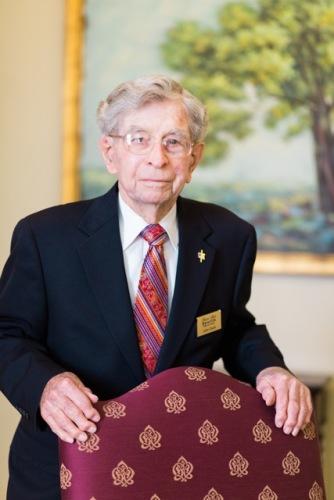 The late John C. Davis