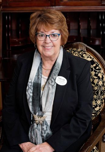 Violette Baskerville, CPC, CFC